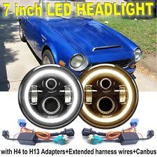 car & truck lighting & lamps for datsun 620 ebay Datsun 620 Wiring Harness datsun 1600 180b 200b 520 620 720 260c 240k skyline led halo angel eye headlight 1975 datsun 620 wiring harness