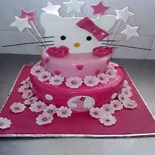 Buy Hello Kitty Cake Dc48 Online In Bangalore Order Hello Kitty