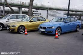 BMW Convertible bmw individual badge : BMW Individual F30 3 Series in Austin Yellow and Yas Marina Blue ...
