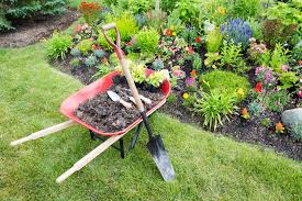 spring landscaping and planting prep april 20 2018