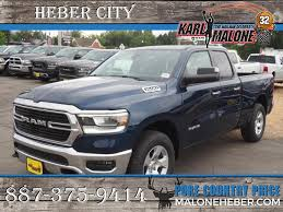New 2019 RAM All-New 1500 Big Horn/Lone Star Quad Cab in Heber City ...