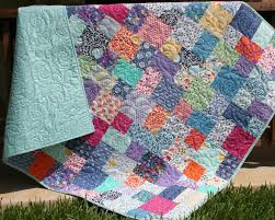 Simple Square Quilt Patterns Stunning Vintage Big Block Quilt Patterns For Beginners Joanne Russo