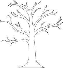 Family Tree Diagram Template Free Children Coloring How To Create A ...
