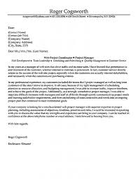 Program Coordinator Cover Letter Program Coordinator Cover Letter Best Cover Letter 1