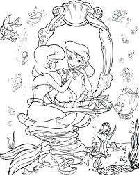 Lisa Frank Coloriages A Imprimer Mermaid Coloring Page Fresh Best