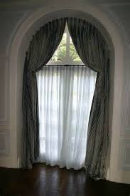Arched Window Treatments 920x1380 Arched Top Draperies Rosenfeld .