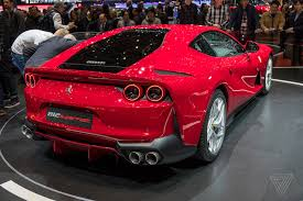2018 ferrari 812 for sale. plain ferrari the 812 superfast is powered by a monster 65 liter v12 engine that cranks  out 789 horsepower and 530 poundfeet of torque engineers tweaked the intake  with 2018 ferrari for sale