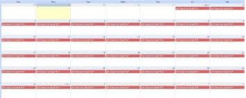 Weight Loss Calendar How To Create A 12 Week Weight Loss Countdown Calendar To Burn That Fat