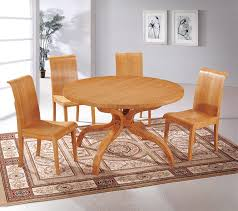 Dining Table Wood Beautiful Dining Room With Simple Dining Table Wood Irosi