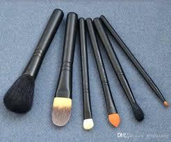 mac makeup brushes kits look in a box brush kit basic neoprene cosmetics bag beauty makeup mac makeup brushes kits