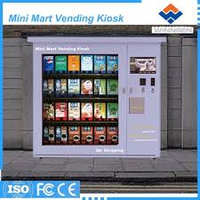 Snack Mart Vending Machine Unique Tourists Spot Drinks And Snacks Mini Mart Vending Kiosk For Visitors