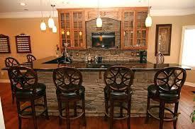 basement bar stone. Home Bar Ideas Stone Fine Basement 9 Interior Design  Pictures Free