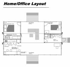 Small Picture Fine Home Office Layout Designs Design Floor Plan And Furniture