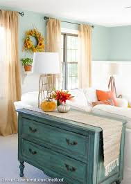 Small Picture Fall Decorating Ideas Fall Home Tour 2015 Teal Bureaus and