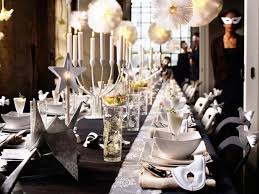 Table Decorations For Masquerade Ball 100 Black And White New Year's Eve Party Table Decorations 87