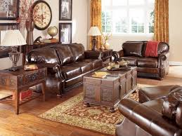 Perfect Living Room Best Leather Set Ideas Brown Chairs For Great Pictures
