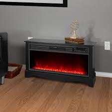 Portable Electric Fireplaces U2014 JBURGH Homes  What You Need To Infrared Fireplace Heater