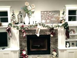decorating mantel ideas fireplace mantels decorating ideas with screen and bookshelves