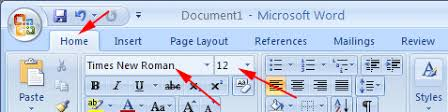 Mla Style In Word Mla Format Microsoft Word 2013 Mla Format