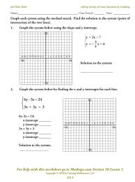 dimensions 810 1082 published in system of linear equation worksheets