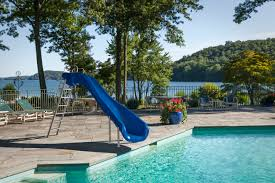 residential indoor pool with slide. Home Design: Perspective Swimming Pool Slide Slides In State College Ride The From Residential Indoor With