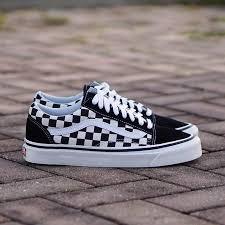 vans checkerboard old skool. vans old skool 36 dx \ checkerboard n