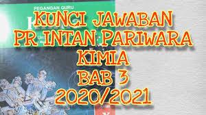 Kunci jawaban pr lks intan pariwara kelas 12 (xii) 2019/2020 pdf. Kunci Jawaban Pr Intan Pariwara Kimia Bab 3 Revisi Youtube