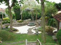 Japanese Garden Landscaping Lawn Garden Charming Japanese Garden Design With Mossy Land