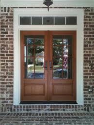 fiberglass double door replacement doan home before after