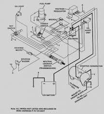 car 48v wiring diagram voltage reducer 1995 Yamaha G14 Gas Wiring Diagram Yamaha G22 Golf Cart Wiring Diagram
