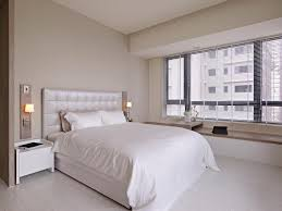 White Bedroom Interior Design Ideas. White Bedroom Decor With Color Accents