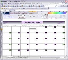 microsoft excel calendar excel calendar template download