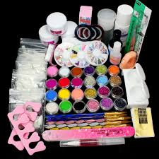 36 Pots Professional Makeup 36 Colors Nail Art UV Gel Colorful ...