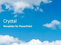 Sky Powerpoint Template Magdalene Project Org