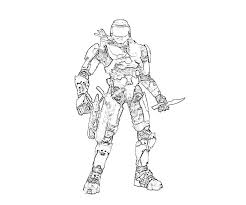 Small Picture Hardy Halo Reach Coloring Printables Free Halo Reach Halo Coloring