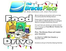 Food Drive Flyers Templates Coat Drive Flyer Templates Are Donation Template Food