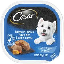 Dog Food Rating Chart 2013 Cesar Wet Dog Food Poultry Lovers Collection 24 Trays