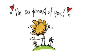 Proud Of You Quotes Adorable I'm Proud Of You Cheri Speak