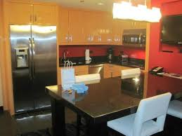 elara las vegas 2 bedroom suite. elara by hilton grand vacations: kitchen view of the one bedroom suite las vegas 2