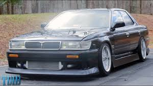 <b>JDM Style</b> and Skids!-Nissan Laurel Review! - YouTube
