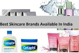 best skincare brands available in india