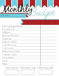 Free Budget Spreadsheet Template File Make Copy Screenshot It ...