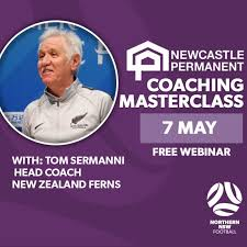 Former Matildas coach Tom Sermanni to present Newcastle Permanent Coaching  Masterclass | Northern NSW Football