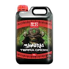 Shogun Samurai Terra Grow For Cannabis By Shogun Marijuana