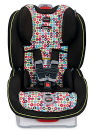 britax boulevard tight convertible car seat kaleidoscope