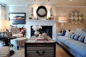 excellent ideas armless chair living room traditional with blue and white
