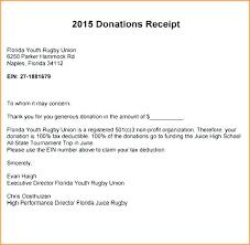 donation reciept letter charitable donation letter sample glotro co