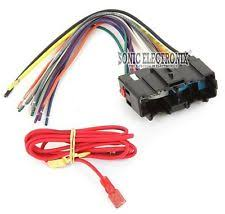 hhr stereo parts accessories metra 70 2104 car stereo wiring harness for 2006 up chevrolet hhr vehicles