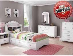 girls modern bedroom furniture. kids twin bed wood bedroom furniture storage drawers nursery girls white modern for contemporary