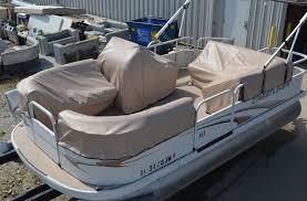 pontoon custom fit mooring covers